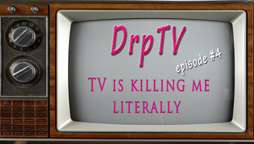 TV is killing me – Literally